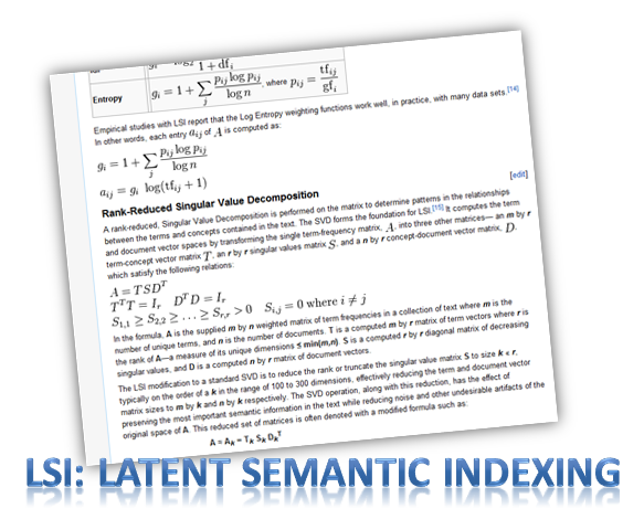 lsi-latent-semantic-indexing