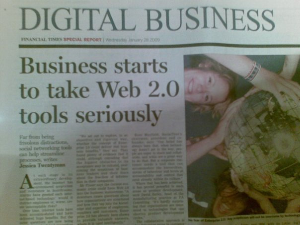 Digital Business - Financial Times Special Report