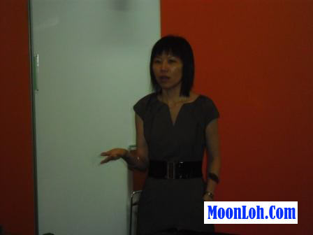 Mompreneur Coach - Moon Loh