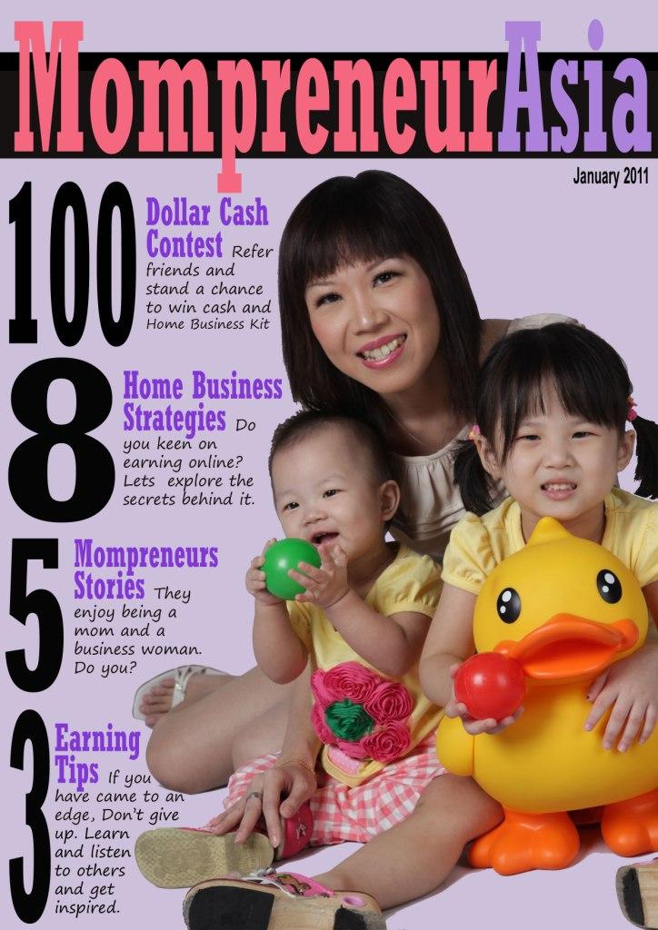 Mompreneur Asia E Magazine