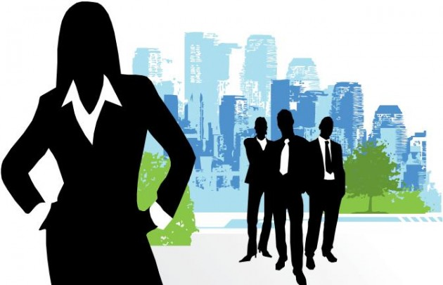 become woman leader